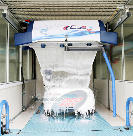 leisuwash 360 mini Car Wash Machine