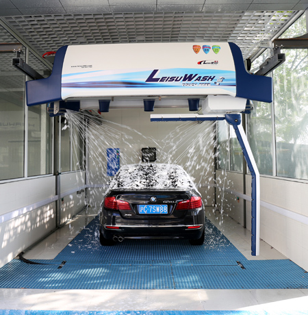 leisuwash 360 Express Car Wash Machine